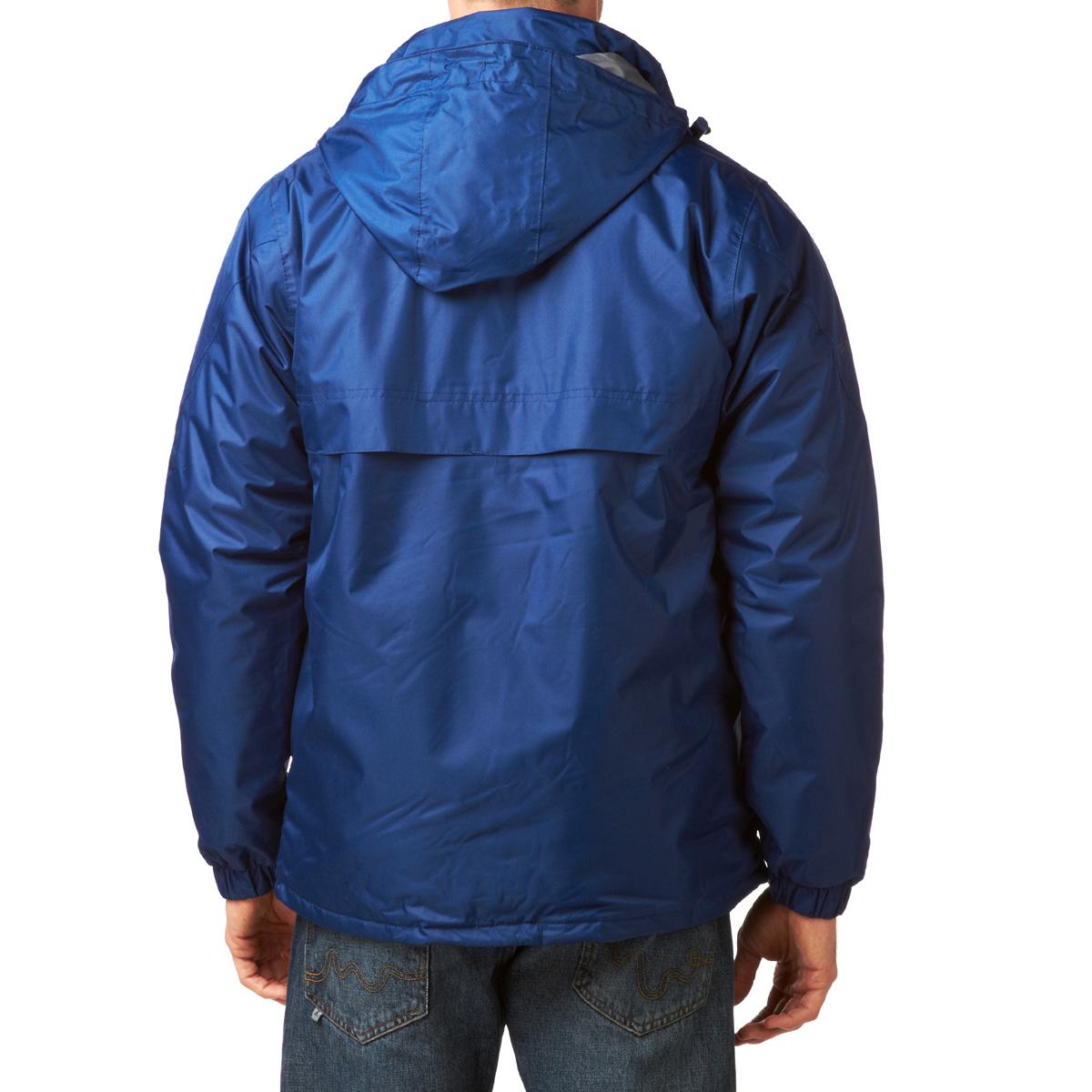 Micki Mens Waterproof Hooded Jacket in Twilight
